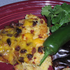 Fiesta Tamale Pie / Weight Watchers