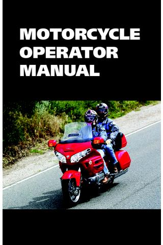 Hawaii Motorcycle Manual