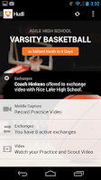 Screenshot of Hudl