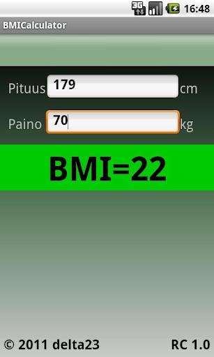 BMICalculator