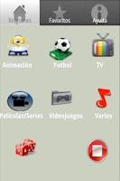Screenshot of Top Sonidos Populares