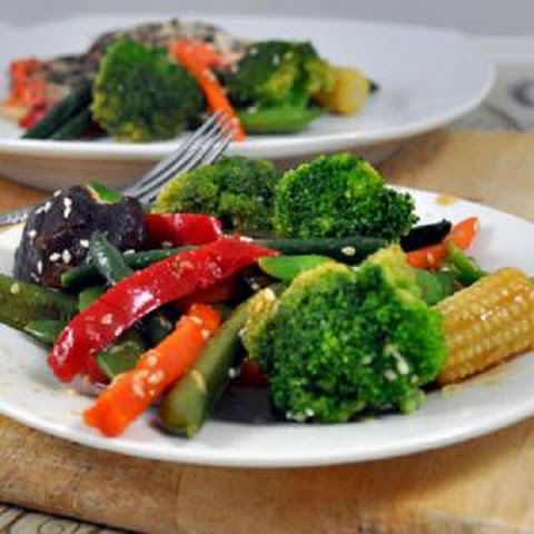 Easy Stir-Fry Vegetables