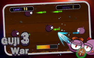 Screenshot of Guji war 3