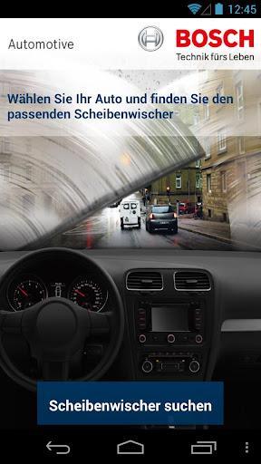Bosch Scheibenwischer