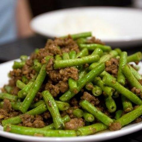 Chinese Long Bean Pork Recipes | Yummly