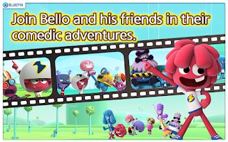 Screenshot of Jelly Jamm