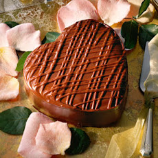Chocolate-Amaretto Heart