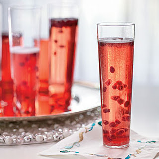 Prosecco Pomegranate Recipes