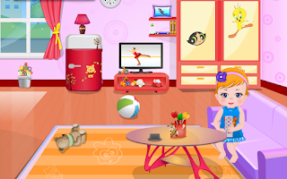 Screenshot of Polly At Olympic Games