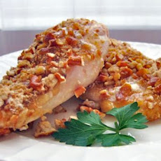 Honey Mustard Pretzel Chicken Breasts