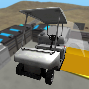 Golf Cart: Driving Simulator