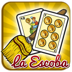 Escoba / Broom cards game