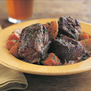 One-Pot Braised Short Ribs