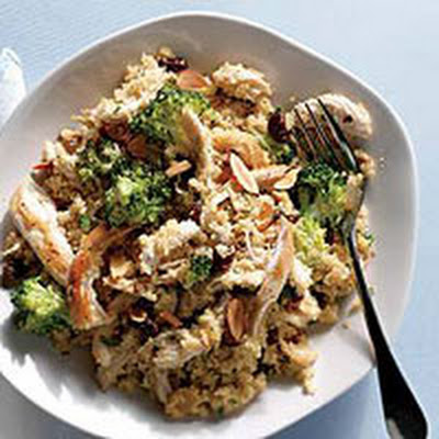 Chicken-Broccoli Couscous