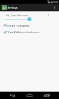 Screenshot of Aaj ki Tareekh