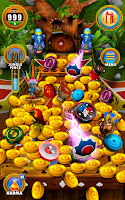Screenshot of Coin Party: Carnival Dozer