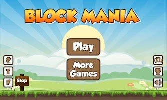 Screenshot of Block Attack