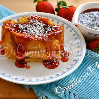 Overnight Stuffed French Toast