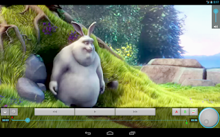 Screenshot of YXS Video Player (Demo)