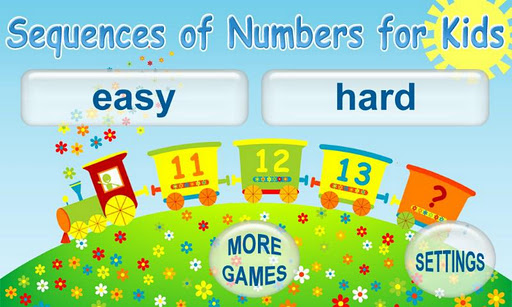 Sequences of Numbers Lite