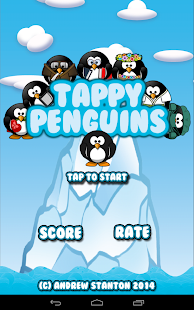 Tappy Penguins - screenshot