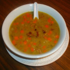 German Split Pea Soup