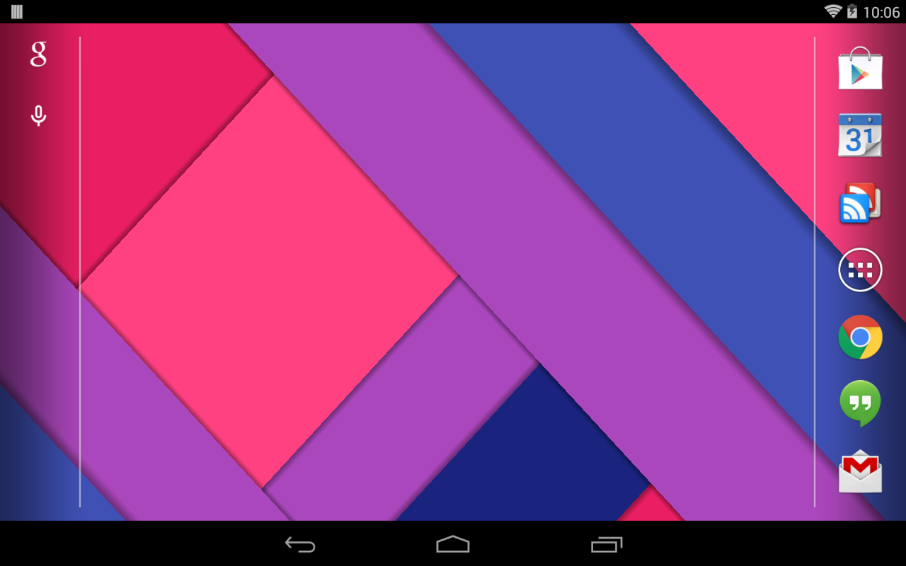 Material Design Live Wallpaper Screenshot 14