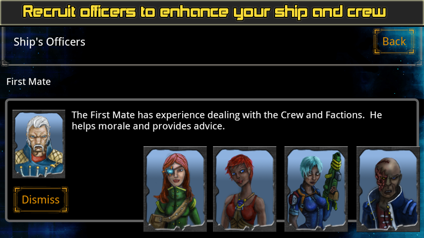 Star Traders RPG Elite Screenshot 3