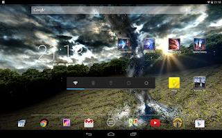 Screenshot of Tornado 3D