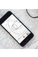 Screenshot of BasketBall Playbook Coach