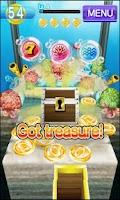 Screenshot of Coin Drop AQUA Dozer Games