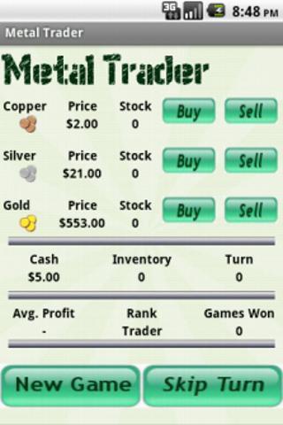 Metal Trader