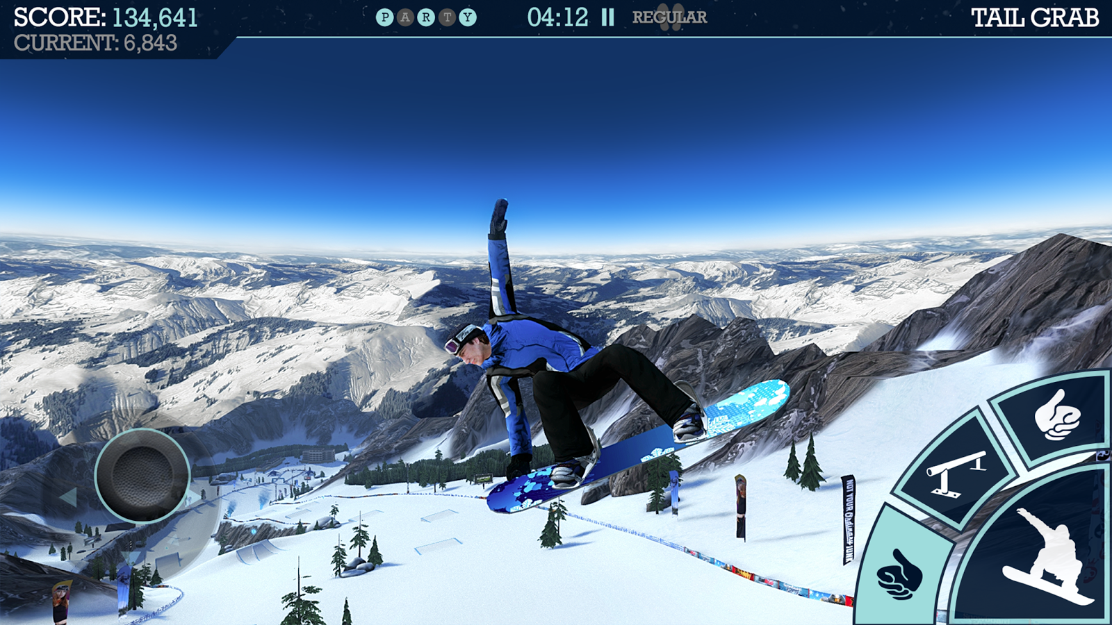 Snowboard Party Screenshot 14