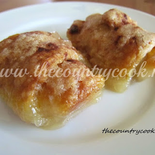 Easy Apple Dumplins