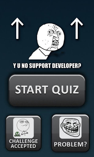Trolling Internet Meme Quiz