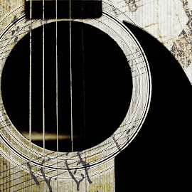 by Kim Rogers-Krahel - Artistic Objects Musical Instruments