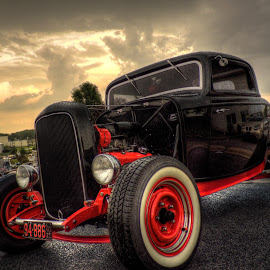 Roadster by Steve Corley - Transportation Automobiles