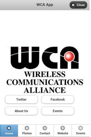 WCA的無線通訊科聯盟