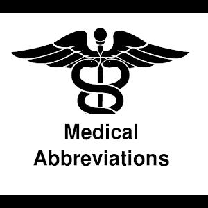 Cover art Medical Abbreviations