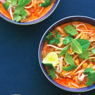 Fried Laksa Noodle Recipes