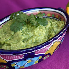 Citrus- Infused Guacamole
