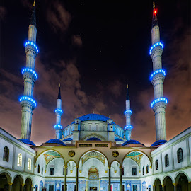 Nizamiye Turkish Masjid by Peter Primich - Buildings & Architecture Places of Worship