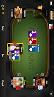 Screenshot of Texas Holdem Poker-Poker KinG