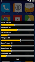 Screenshot of LightLaunch Light 3D Launcher
