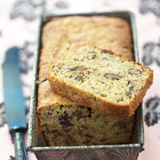 Quinoa, Banana And Apple Bread
