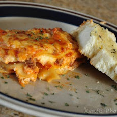 Lasagna Supremo: (The Best Lasagna Ever!)