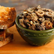 Morel Mushroom Toasts Recipe