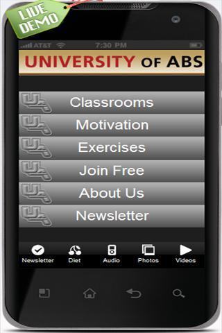 University of Abs