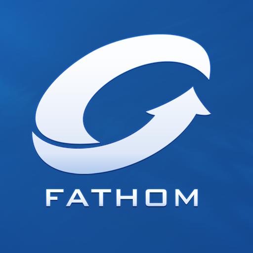 FATHOM LOGO-APP點子