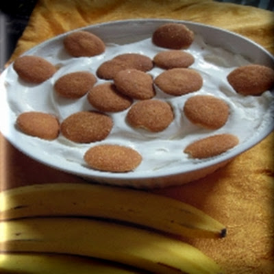 Banana Pudding with Sour Cream